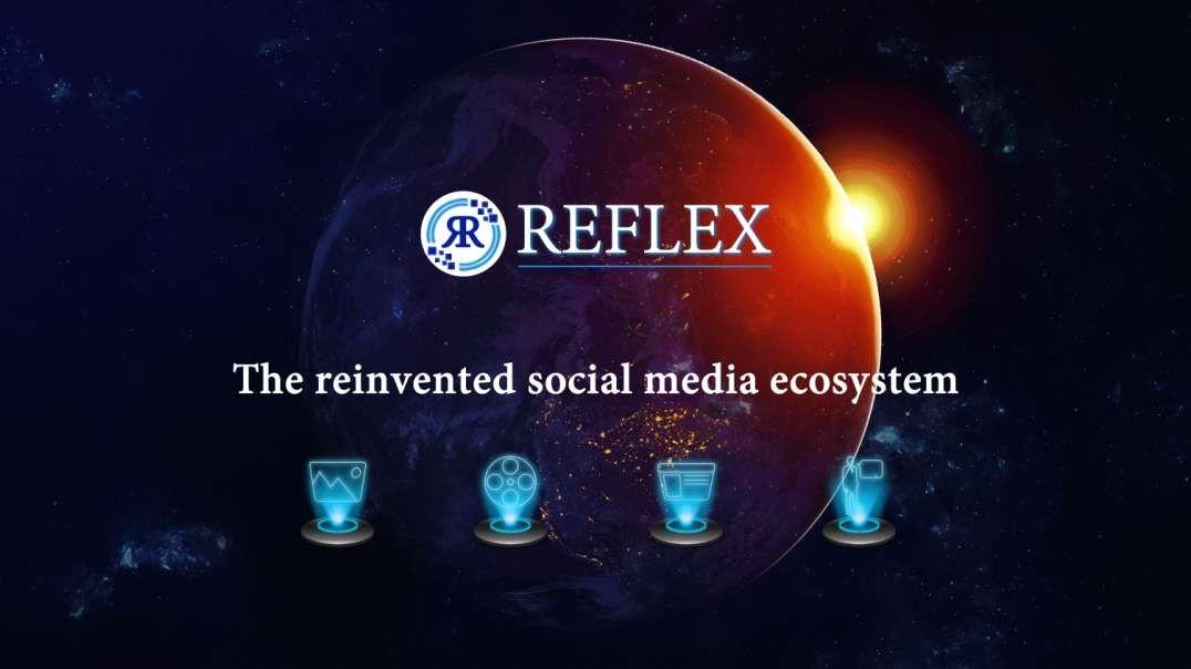 ReflexToken - The reinvented social media ecosystem