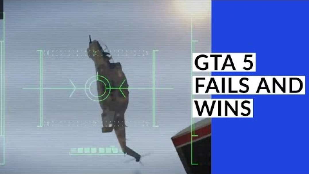 GTA 5 Fails And Wins Compilation #1