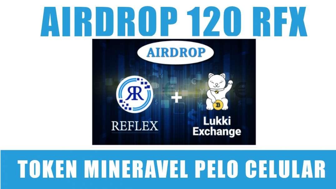 Airdrop 120 RFX na Exchange Lukki.mp4